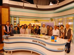 2018年NHK岡山放送局